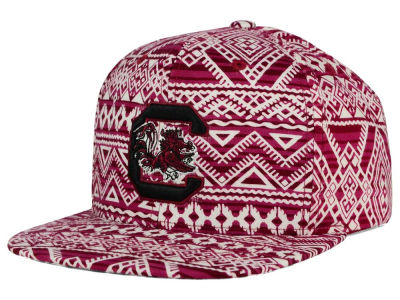 South Carolina Gamecocks Top of the World NCAA Montezuma Snapback Cap