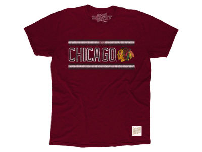 Chicago Blackhawks NHL Men's Melange T-Shirt