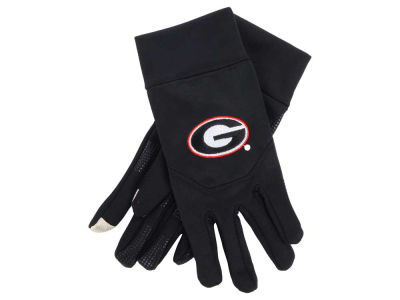 Georgia Bulldogs Texting Gloves
