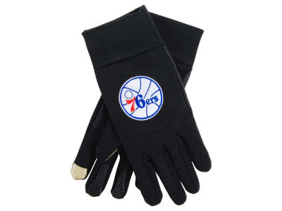 Philadelphia 76ers Texting Gloves