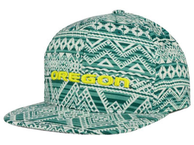 Oregon Ducks Top of the World NCAA Montezuma Snapback Cap
