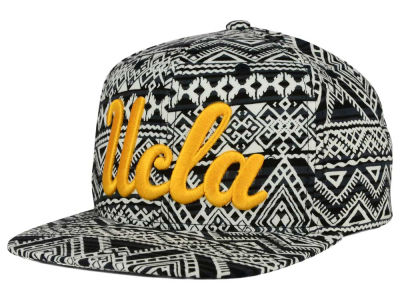 UCLA Bruins Top of the World NCAA Montezuma Snapback Cap
