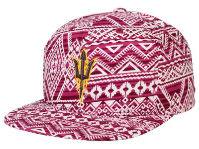 Arizona State Sun Devils Top of the World NCAA Montezuma Snapback Cap