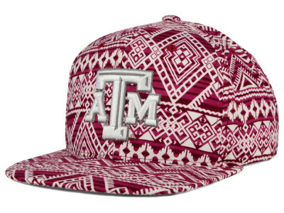 Texas A&M Aggies Top of the World NCAA Montezuma Snapback Cap