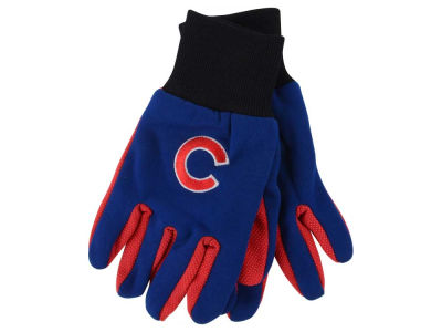 Chicago Cubs Team Color Palm Gloves