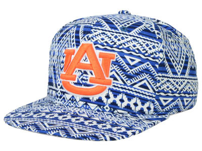 Auburn Tigers Top of the World NCAA Montezuma Snapback Cap