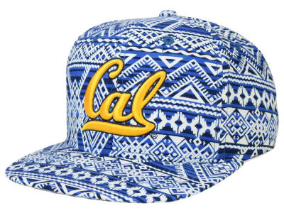 California Golden Bears Top of the World NCAA Montezuma Snapback Cap