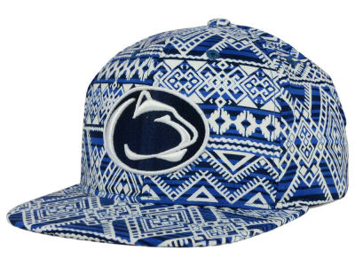Penn State Nittany Lions Top of the World NCAA Montezuma Snapback Cap