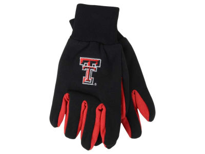 Texas Tech Red Raiders Team Color Palm Gloves