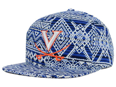 Virginia Cavaliers Top of the World NCAA Montezuma Snapback Cap