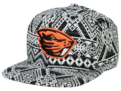 Oregon State Beavers Top of the World NCAA Montezuma Snapback Cap