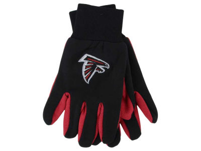 Atlanta Falcons Team Color Palm Gloves