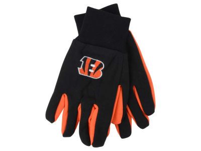 Cincinnati Bengals Team Color Palm Gloves
