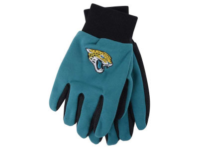 Jacksonville Jaguars Team Color Palm Gloves
