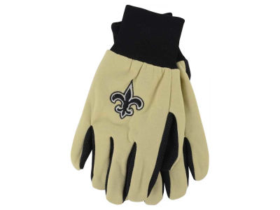 New Orleans Saints Team Color Palm Gloves