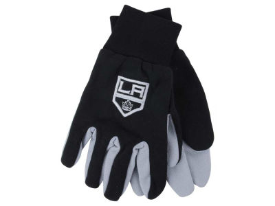 Los Angeles Kings Team Color Palm Gloves
