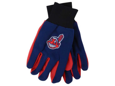 Cleveland Indians Team Color Palm Gloves