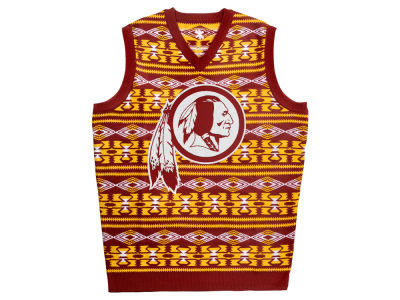 Washington Redskins La Tilda NFL Men's Wordmark Ugly Vest