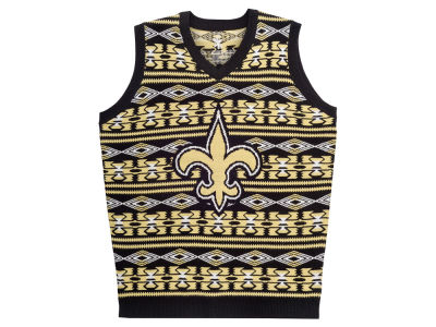 New Orleans Saints La Tilda NFL Men's Wordmark Ugly Vest