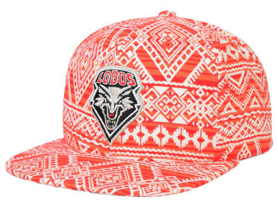 New Mexico Lobos Top of the World NCAA Montezuma Snapback Cap