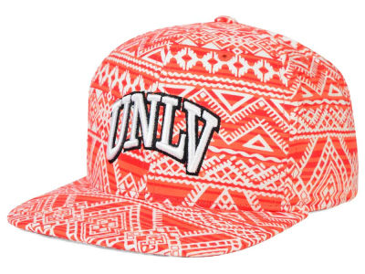 UNLV Runnin Rebels Top of the World NCAA Montezuma Snapback Cap