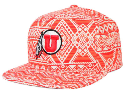 Utah Utes Top of the World NCAA Montezuma Snapback Cap
