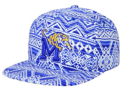 Memphis Tigers Top of the World NCAA Montezuma Snapback Cap