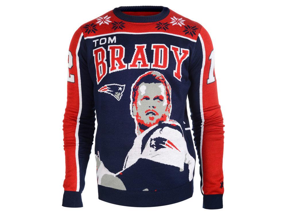 New England Patriots Tom Brady La Tilda Nfl Mens Player Ugly