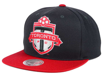 Toronto FC Mitchell and Ness MLS 2 Tone XL Snapback Cap