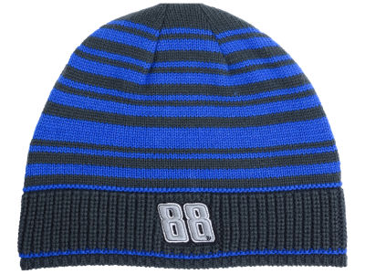 Dale Earnhardt Jr. NASCAR Draft Stripe Beanie Knit