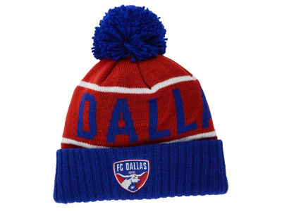 FC Dallas Mitchell and Ness MLS Pom Knit