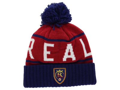 Real Salt Lake Mitchell and Ness MLS Pom Knit