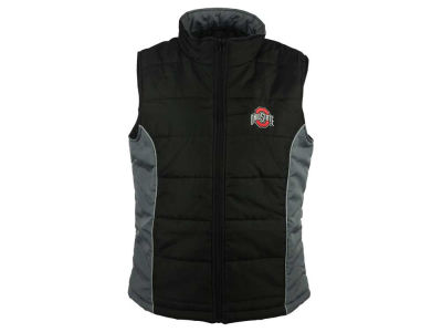 Ohio State Buckeyes NCAA Womens Quilted Vest