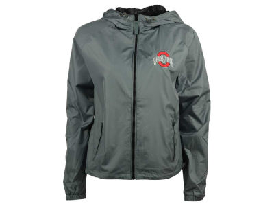 Ohio State Buckeyes NCAA Women's Mesh Lined Windbreaker Jacket