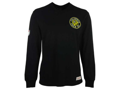 Columbus Crew SC Mitchell and Ness MLS Men's Team Issued Long Sleeve T-Shirt
