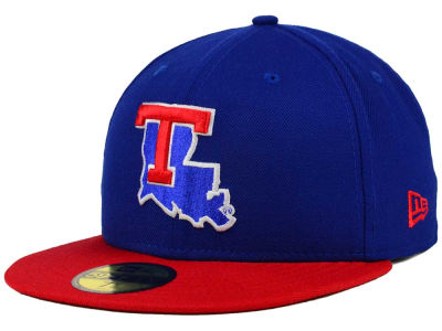Louisiana Tech Bulldogs New Era NCAA AC 59FIFTY Cap