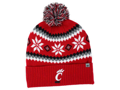 Cincinnati Bearcats Top of the World NCAA Fogbow Knit