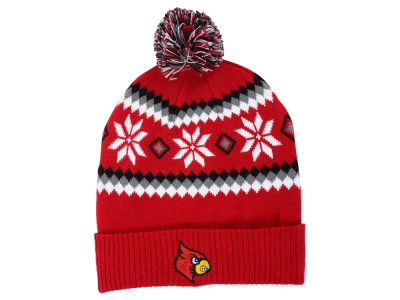 Louisville Cardinals Top of the World NCAA Fogbow Knit