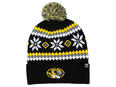 Missouri Tigers Top of the World NCAA Fogbow Knit