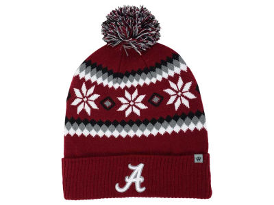 Alabama Crimson Tide Top of the World NCAA Fogbow Knit