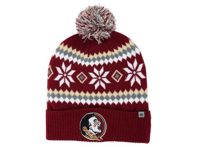 Florida State Seminoles Top of the World NCAA Fogbow Knit
