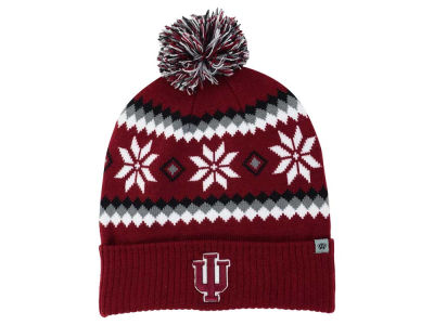Indiana Hoosiers Top of the World NCAA Fogbow Knit