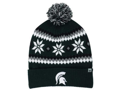 Michigan State Spartans Top of the World NCAA Fogbow Knit