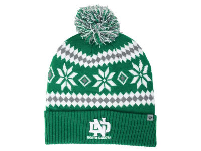 North Dakota Top of the World NCAA Fogbow Knit