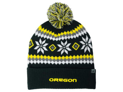 Oregon Ducks Top of the World NCAA Fogbow Knit
