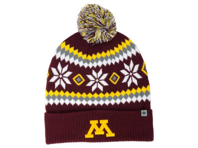 Minnesota Golden Gophers Top of the World NCAA Fogbow Knit