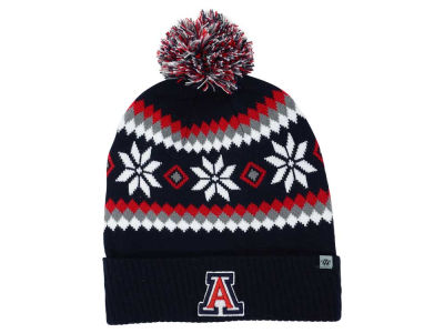 Arizona Wildcats Top of the World NCAA Fogbow Knit