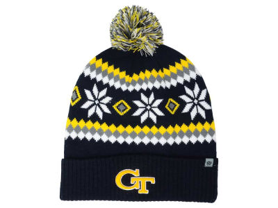 Georgia-Tech Top of the World NCAA Fogbow Knit