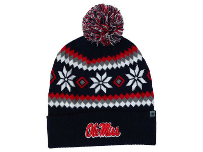 Ole Miss Rebels Top of the World NCAA Fogbow Knit