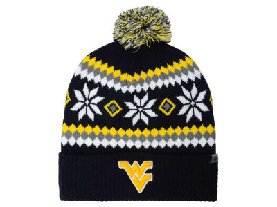 West Virginia Mountaineers Top of the World NCAA Fogbow Knit